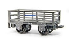 More details for peco gr-320 oo-9 fr 2 ton slate wagon un-braked x 3