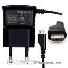 Cargador de Red AC para BlackBerry Curve 9220 9320 BB Micro USB pared casa home
