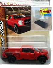 Majorette Ford F150 Red Diecast Car 1:72 201C Pick Up Series Free Show Box