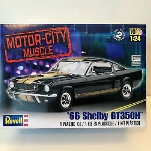 Revell 1/24 Scale 1966 Shelby GT350H - 2482