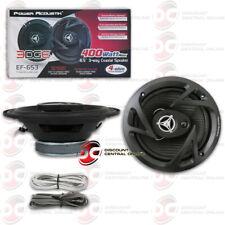 300W max Power Acoustik EF-502 Edge Series Coaxial Speakers 2 Way 5.25
