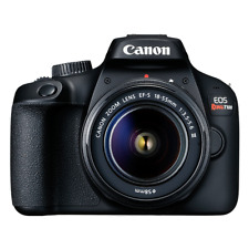 Canon EOS Rebel T100 18MP DSLR Camera