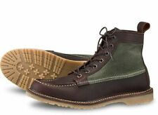 Red Wing Shoe Style #3336 Wacouta Briar Oil Slick Leather - First Quality