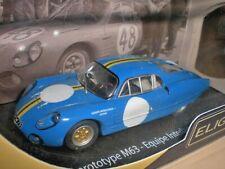 Eligor 101169 - Alpine Prototype M63 Interlagos 1963 - 1:43 Made in France