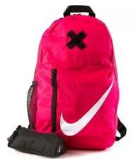 Nike Bolsa Mochila elemental estuche BNWT Gimnasio de viaje mochila de vuelta al colegio