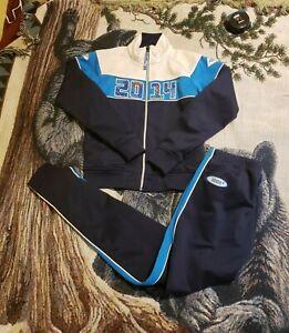 2014 Sochi Russian Olympic Team Unisex Tracksuit Uniform Zipper Jacket Pants S