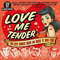 Love Me Tender - 60 Love Songs From The Rock n Roll Era [CD]
