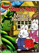 NEW DVD // TREEHOUSE // MAX AND & RUBY // MAX and THE BEANSTALK - 50 min