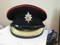 OFFICERS ARMY CAP HIGH RANKING
