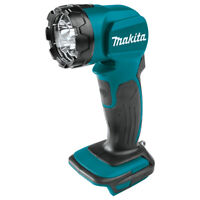 Makita DML815 14.4v/18v Li-ion 12 Position Led Work Light Torch Body Only