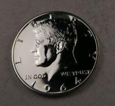 (1) 1964 Kennedy Half Dollar // GEM PROOF DCAM // 90% Silver