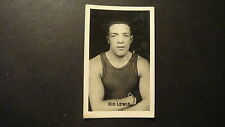 AMALGAMATED PRESS SPORTSMEN BOXERS No10 KID LEWIS MIDDLEWEIGHT CHAMPION ENGLAND