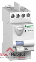 Interrupteur différentiel 2P 25A 30mA AC XP Schneider 23157