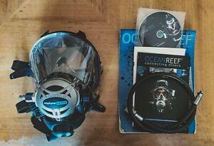 Ocean Reef Neptune Space Full Face Mask Diving