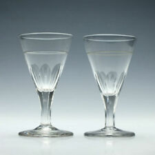 723d4571c387 Vintage Original Cut Glass Date-Lined Glass for sale