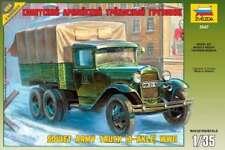 Zvezda 3547 Soviet Truck Gaz-AAA 1/35