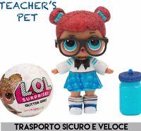 LOL Surprise! 🌟Doll TEACHER'S • Serie GLITTER New  Omg Top  BLING Glam Pop Lil