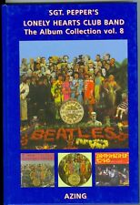 Azing Moltmaker autographed numbered 280/1000 THE BEATLES Sgt Peppers book vol 8
