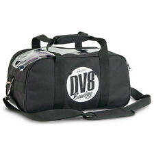 DV8 Tactic Black 2 Ball Double Tote Bowling Bag