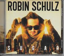 ROBIN SCHULZ - Sugar CD Album 15TR Pop House 2015 Germany