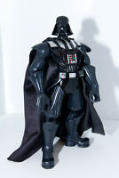 "Star Wars DARTH VADER Action Figure w' Cloth Cape | 7.5"" Tall 