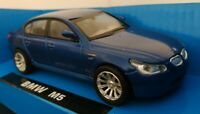 1//43 BMW SERIE 3 335i 335 BLANCO COCHE DE METAL A ESCALA COLECCION DIE CAST