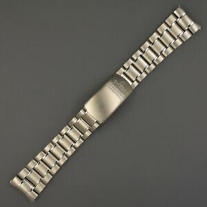 OMEGA Speedmaster 1499 842 bracelet Armband STEEL Stahl TOP 20mm