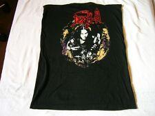 DEATH – ultra rare old original 1993 INDIVIDUAL… T-Shirt!!! metal