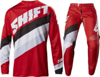 Shift Racing Youth Whit3 Race Jersey 2//Pants L,28
