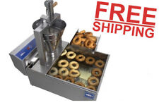 Small Business Compact Donut Fryer Maker Making Machine 350 Pcs/h Professional