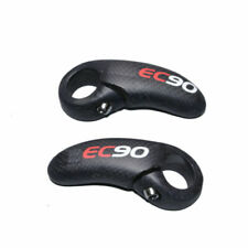 EC90 Ultra-light Carbon Fiber Bike Handle Bar Bicycle Bar End Grip Cycling