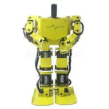 H3.0-Yellow 17DOF Biped Robotics Humanoid Walking Robot Two Leg  Robo-Soul ot16