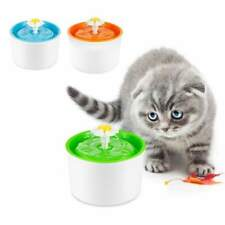 New listing 4pcs/Set Pets Puppy Cat Water Fountain Charcoal Filter for Fresh Bowl Drink Dish