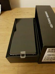 Samsung Galaxy S10+ plus SM-G975 - 512GB -  black (Unlocked SM-G975F boxed