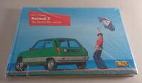 """Libro Illustrato: Renault R 5 - """" 5 La Best-Seller: Automobili """" Di Ulrich"""