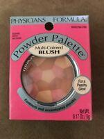 Physicians Formula Powder Palette Blush, Blushing Peach, 0.17 Oz #2465