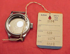 Grade Nos Case Tag Wristwatch Scarce New listing