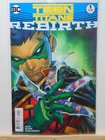 Teen Titans Rebirth #1 D.C. Universe Comics  CB5027
