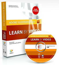 USED (LN) Adobe Illustrator CS5: Learn by Video by Chad Chelius