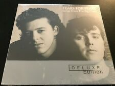 Tears for Fears: Songs From The Big Chair Deluxe  2-CD Set BRAND NEW SEALED