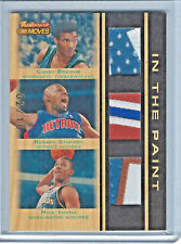 07-08 TOPPS In The Paint Nick Young / Stuckey /Brewer RC TRIPLE PRIME PATCH 2/10