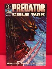 Predator Cold War #1 Comic Signature Ron Randall Pencil Steve Mitchell Ink