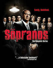 The Sopranos: The Complete Series (Blu-ray + Digital HD) DVD, Various, Various