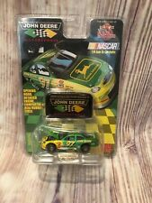 1999 Racing Champions Authentics NASCAR 1:64 Chad Little #97 John Deere New