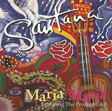 Santana Maria Maria (2000; 2 versions, cardsleeve, feat. Product G &.. [Maxi-CD]