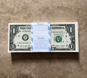 "** 2009 $1.00 STAR PACK - Atlanta FED RESERVE ""F"" MINT UNC"