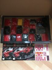 Lego Technic Engineering Racer 8157 F1 Ferrari. 100% Complete