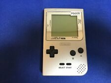P6608 Nintendo Gameboy pocket console Silver GBP Japan DHL