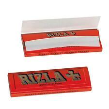 Rizla Orange Papier Zigarettenpapier,  50x50 Bl Pg.