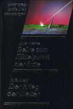 *r- REISE zum MITTELPUNKT der ERDE - VERNE/ Der KRIEG der WELTEN- WELLS HC (1987